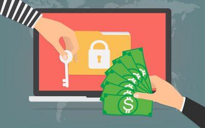 Ransomware: Voorkomen is beter dan genezen.