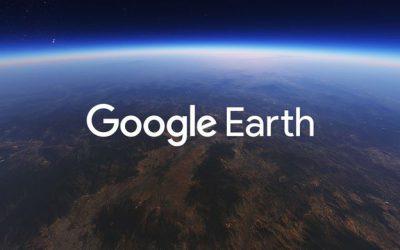 Leuk nieuw snufje: afstand meten met Google Earth