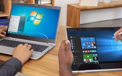 Gebruikt u nog Windows 7? Dan is dit bericht voor u!