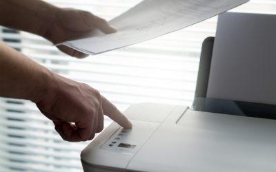 Nieuwe firmware HP printers zorgt voor printfout