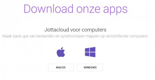 Werkt perfect met Windows en macOS